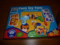 Orchard toys Noah's ark memory game