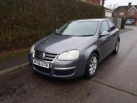 2007 56 REG VW JETTA 1.9 SE TDI PD 4 DOOR 124K MILES MANUAL DIESEL