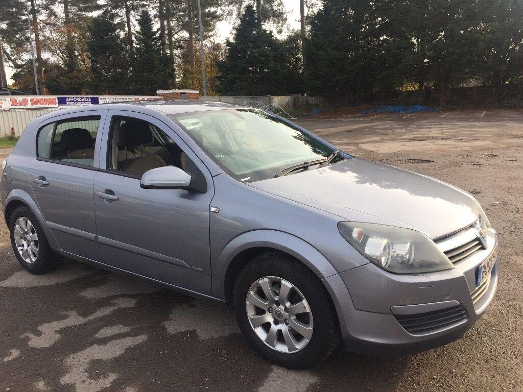 Vauxhall Astra 1.7 CDTI 5dr