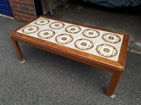G Plan Tile Top Table - £30