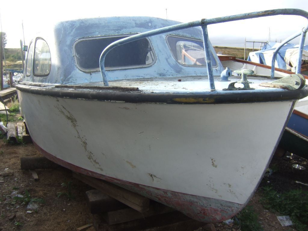 Project boat for sale yachts dhingies fishing boats for Jet fishing boats for sale