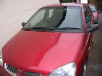 2006 ROVER CITYROVER SOLO RED