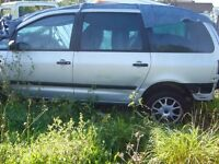 FORD-GALAXY-SHARAN-ALHAMBRA (2001-2006)VEHICLE WHICH IS BEING BROKEN east london or essex