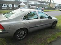 VOLVO S60 TURBO SWAP OR OFFERS