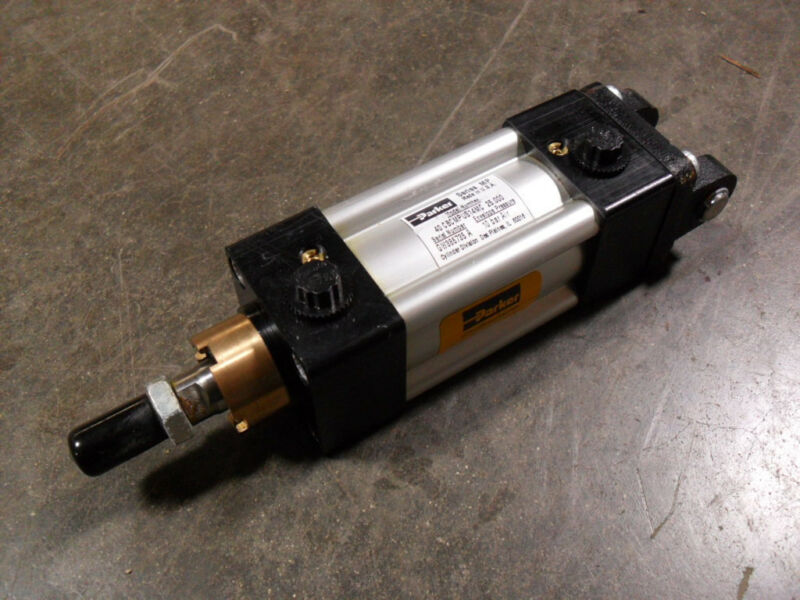 PARKER 40 CBCMPUS14MC PNEUMATIC ACTUATOR CYLINDER AIR MP