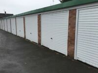 ***LOCK UP GARAGE TO LET IN CALVERTON, NOTTINGHAMSHIRE***