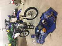 2011 Yamaha YZ450-F efi. MINT / Tons of extra's!