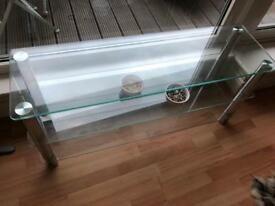 Glass table , toughen glass