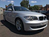 2007 BMW 1 SERIES 118D SE ** FULL SERVICE HISTORY + 12 MONTHS MOT + 1 PREVIOUS OWNER + SATNAV