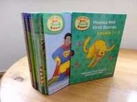 Biff, Chip & Kipper Phonics & First Stories Levels 1-3
