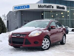2013 Ford Focus SE SE, USED A COMMUTER, GREAT ON FUEL!