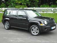 2010 (59) Jeep Patriot 2.0 CRD Sport Station Wagon 4x4 |APR 18 MOT | FULL JEEP HIST | 1 OWNER