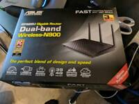 Asus rt-n66u dual-band router wireless-N900