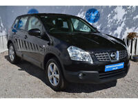 NISSAN QAHQAI Can't get finance? Bad Credit? Unemployed? We can Help!