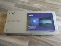 BT Smart Hub Wireless Router. Boxed Inc' all cables, plug & instructions