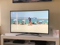 Samsung Curved 49' Full HD Smart TV