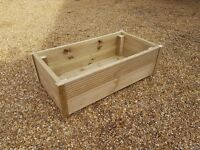 Garden planter heavy duty vegetable growing