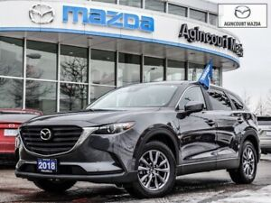 2018 Mazda CX-9 GS | Winter Tires | Navi | Rmt Strt | Htd Sts