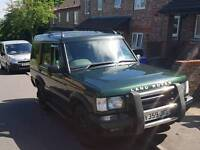 Landrover discovery td5 offers!? SWAP 4 AUDI