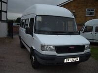 LDV Minibus,12 months mot,well looked after,Delivery available,