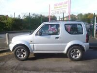 Suzuki JIMNY JLX,stunning 1328cc 3 dr 4x4,showroom condition,runs and drives as new,low mileage 80k