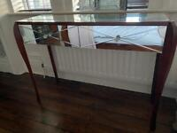 Laura Ashley Charleston console table / dresser. Also two bedside tables available
