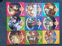 Disney World of Knowledge books x 24