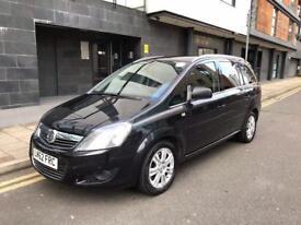 Vauxhall Zafira 1.7 CDTi EcoFlex PCO ready