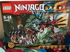 Lego ninjago dragons forge (79627)