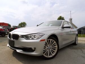 2013 BMW 328 i xDrive + LUXURY + CUIR + TOIT + NAVI!!!