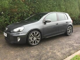 Late 2010 Volkswagen Golf 2.0 gtd dsg auto finance available