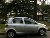 TOYOTA YARIS T3 1.0L 5DOOR 85000 WARRANTED MILES 9SERVICES HPI CLEAR EXCELLENT CONDITION