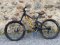 Kona Operator downhill mountain bike