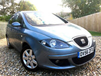 2006 SEAT TOLEDO STYLANCE 1.9 TDI , 100K ONLY, 2 OWNERS, F/S/H, VERY CLEAN, 1 YEAR MOT, L@@K!!!!