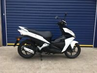 MINT 2015 HONDA NSC50R 50cc MOPED , FULL SERVICE HISTORY , HPI CLEAR , LOW MILES