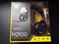 CORSAIR H2100 Wireless 7.1 Gaming Headset / headphones