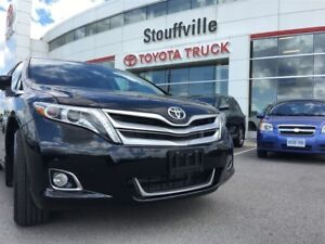 2016 Toyota Venza V6 Limited - Originally Sold Here! Loaded!