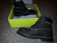 Men's Safety Boots UK size 7 DUNLOP Steel Toe for collection in Hove