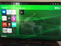 Sony wedge 60 inch smart 3D tv