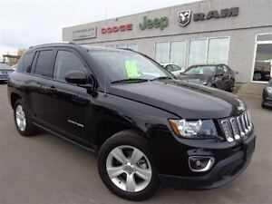 2015 Jeep Compass High Altitude 4x4 --All Speed Traction Control