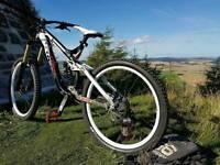 Trek session 2013 swap for enduro mx or trials bike