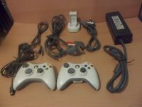 OFFICIAL ALL ACCESSORIES FOR MICROSOFT XBOX 360