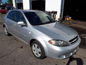 2007 Chevrolet OPTRA 5 -