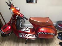 Vespa px 125 scooter custom