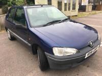 Peugeot 106 1.2 petrol *cheap car*