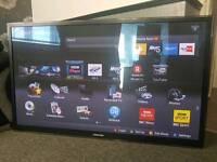 "Please read discription! 60"" Samsung Full HD, 3D, Smart, super slim TV"