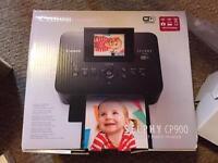 Canon Selphy C900 Mini Printer and Accessories