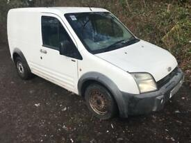 Breaking for spares parts Ford Connect van 1.8 diesel