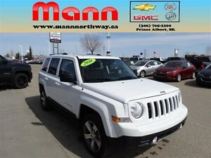 2016 Jeep Patriot Sport - 4X4, Sunroof, Leather, Cruise control.