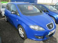 SEAT ALTEA 1.6 Reference Sport 5dr (blue) 2006